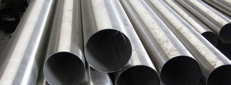 Super Duplex Steel ERW Pipes & Tubes Stockist