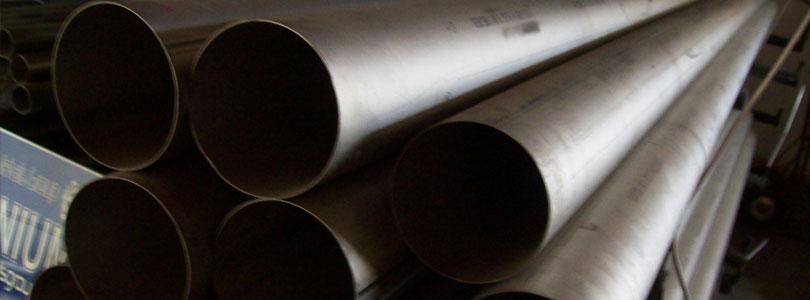 Supplier of titanium Gr7 pipe & tube